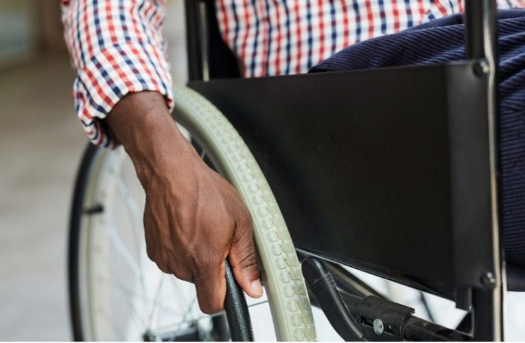 I am on Wheel Chair Today because of SARS and I don't know if I will ever walk again – Depressed man shares