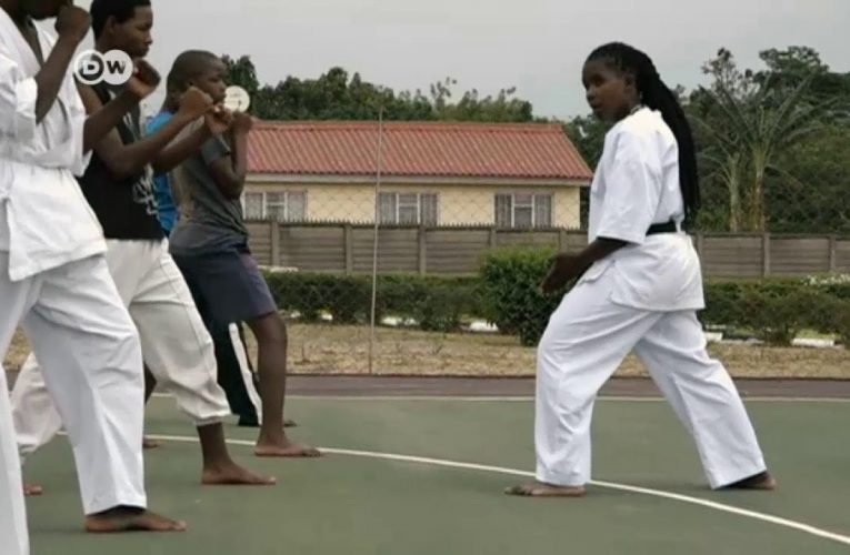 I had to Learn Kung-Fu before Marriage because of domestic Violence increase in Nigeria – Woman Shares